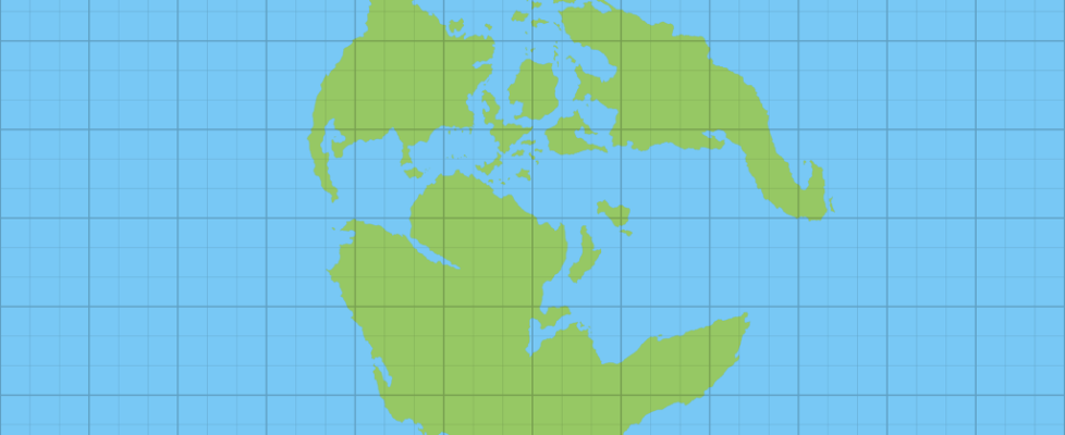 A preliminary draft of the Mystara Outer World map